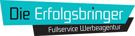 Die Erfolgsbringer – Fullservice Werbeagentur, Internet Marketing Mobile Retina Logo