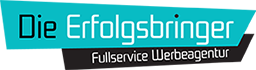 Die Erfolgsbringer – Fullservice Werbeagentur, Internet Marketing Mobile Logo