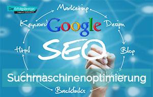 seo - suchmaschinenoptimierung - Google Tipss - Die Erfolgsbringer