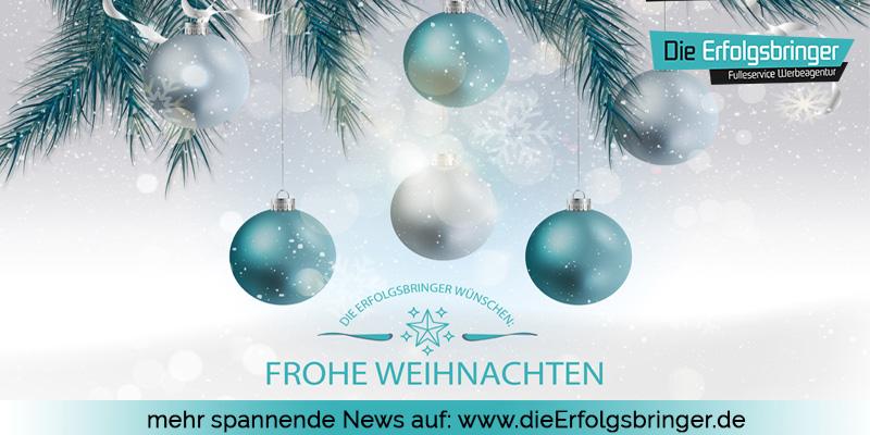 dieefolgsbringer wünschen frohe Weihnachten