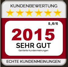 Erfahrungen mit den Erfolgsbringern - 2015 - Webdesign - Werbung