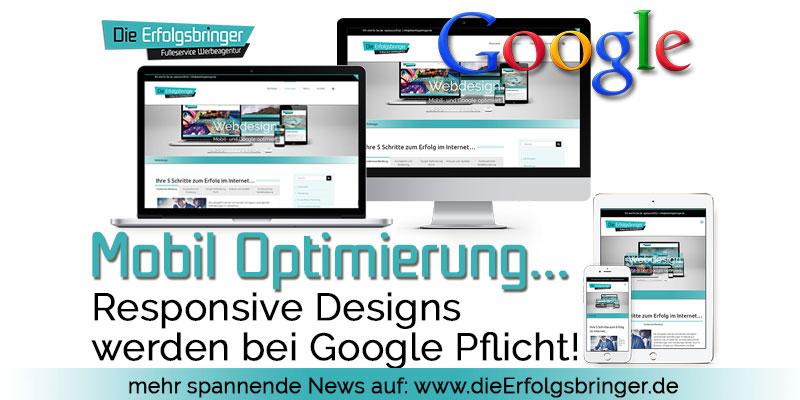 pflicht google mobile optimierung responsive design wird pflicht with pflicht amazing esp esp. Black Bedroom Furniture Sets. Home Design Ideas