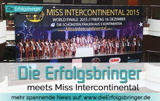Miss Intercontinental - Models - Schönsten Frauen der Welt