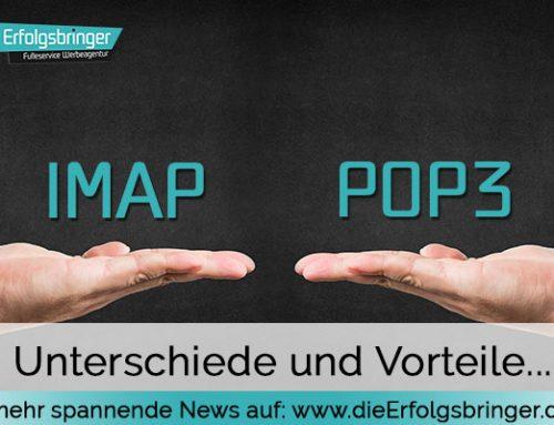 Exchange Pop3 IMAP – Welches ist das Richtige für mich?
