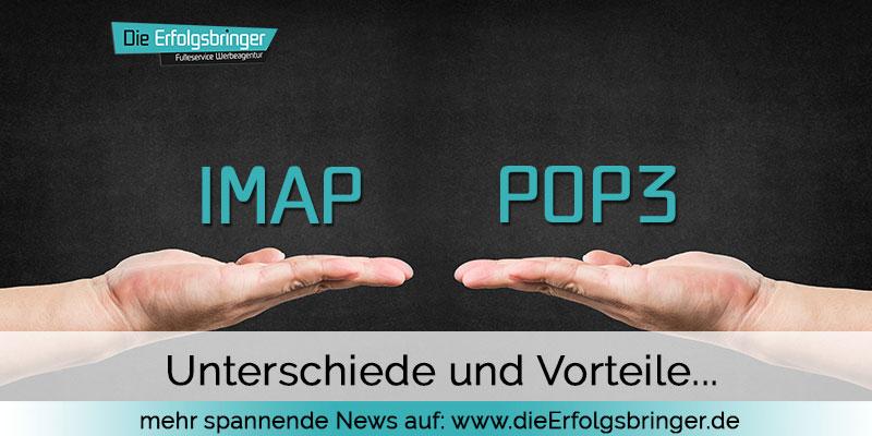 Qual der Wahl - IMAP - POP3 oder Exchange