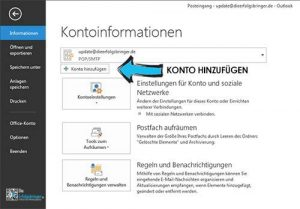 Outlook einrichten - Die Erfolgsbringer