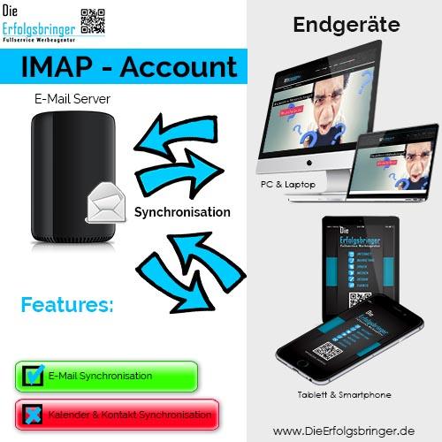 Pop3, IMAP oder Exchange - Erklärung DieErfolgsbringer