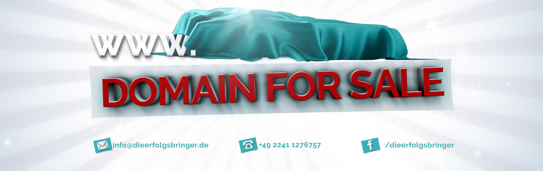 Domainhandel - Domain Verkauf - Die Erfolgsbringer - Medienagentur
