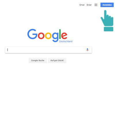 Google Bewertung schreiben - Schritt 1