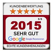 Kundenerfahrungen mit den Erfolgsbringern 2015