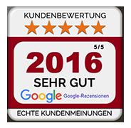 Kundenerfahrungen mit den Erfolgsbringern 2016