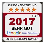 Kundenerfahrungen mit den Erfolgsbringern 2017