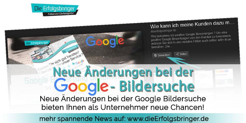 Die Erfolgsbringer Medienagentur-Google Tipps für Optimierung-Google Bildersuche Update-neue Änderungen-032018-teaser