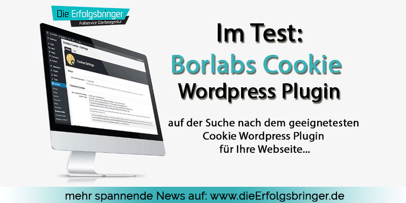 Bolabs Cookie WordPress Plugin-Teaser