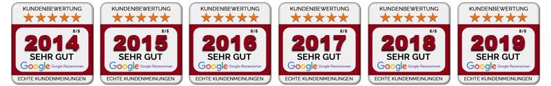 Erfahrungen mit den Erfolgsbringern Kundenbewertungen Werbeagentur