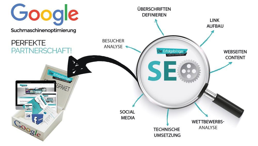 Google Experten - Suchmaschinen Optimierung
