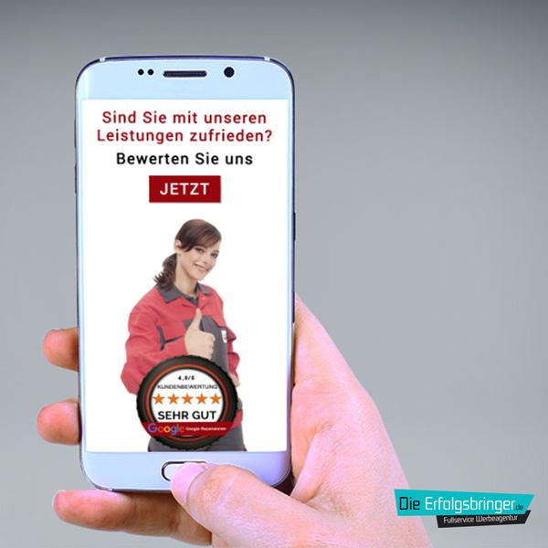 Google Bewertung-Produkte Hochwertige Variante Smartphone