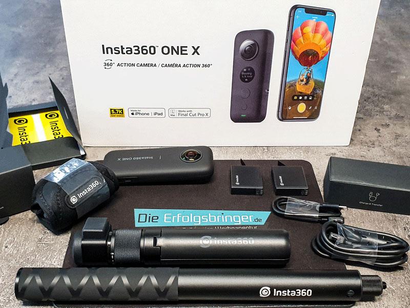Dieerfolgsbringer-news-technik-360 Grad Kamera-Insta360 OneX-unboxing-bild3
