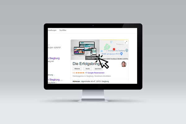 Neue Richtlinien für Google My Business Einträge - Bild für Bilder