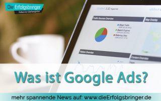 Was ist Google Ads News-Beitrag