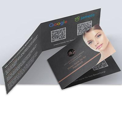 Individuelle Google Bewertung Produkte Übersicht