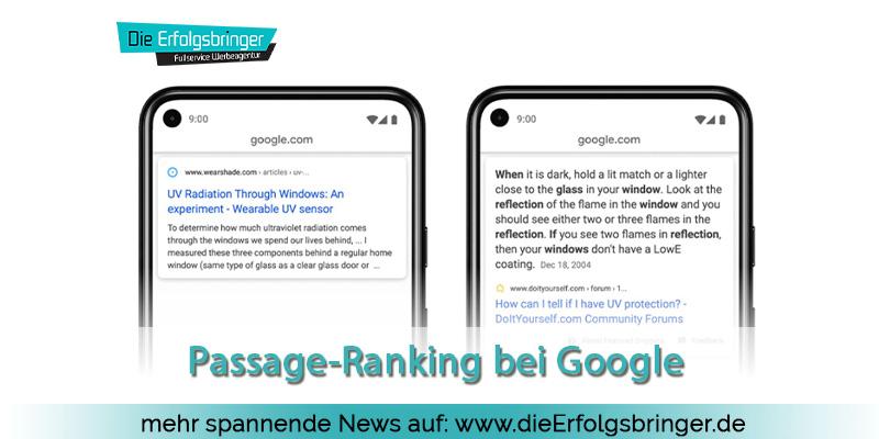 Google verändert Suchergebnisse mit Update